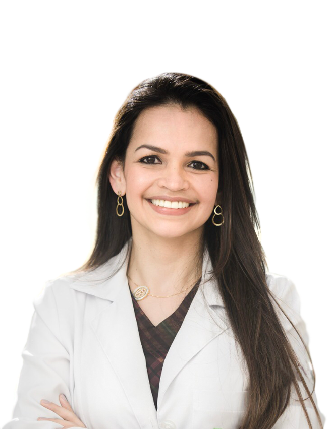 Dra Roberta Galvão - Oncologista Genética