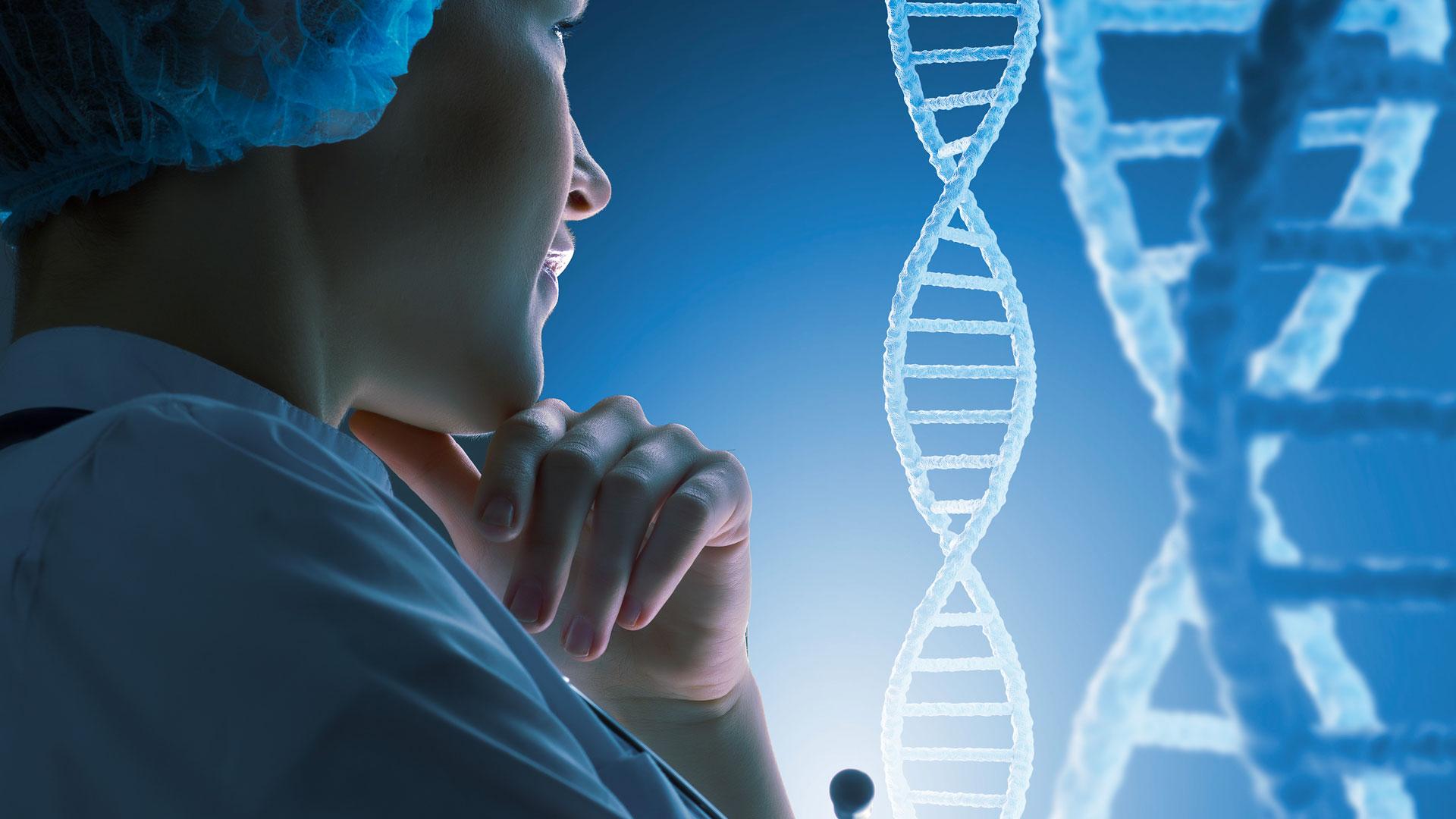 O que é uma mutação genética